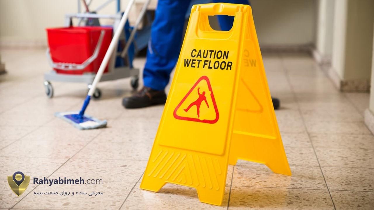 ساختمان های اداری،مسکونی و تجاری در معرض چه خطراتی هستند؟